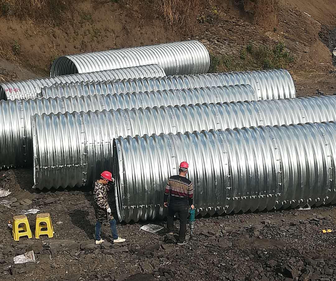 我们专业生产钢波纹管,是优秀的钢波纹管生产