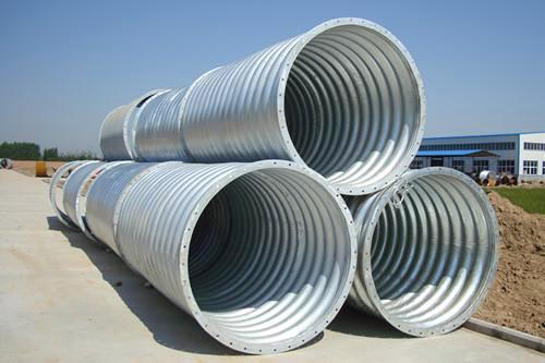 钢波纹管涵在高速公路中的应用